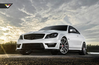 2013 Mercedes-Benz C63 AMG | Mercedes W204 C63 AMG COUPE