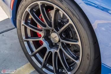 2015 Dodge Viper | BJ Motors 1 of 1 Dodge Viper GTC on Forgeline One Piece Forged Monoblock GTD1-Viper Wheels