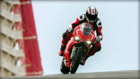 Ducati 1199 Panigale R - On The Track