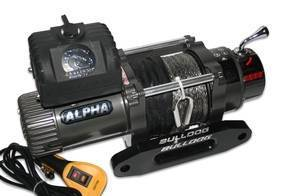 Bulldog Winch Comp Winch