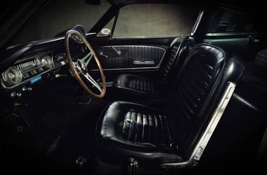 1965 Ford GT350 | 1965 GT350 Barn Find Interior