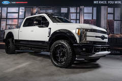 2017 Ford F-250 Super Duty 4x2 Lariat Crew Cab by Airdesign USA - Exterior #FordSEMA