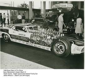 Gary Weckesser's Mach IV 4 Engine Mustang Archive