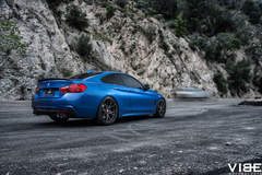 2014 BMW 435i on Vorsteiner Wheels - The Road Ahead