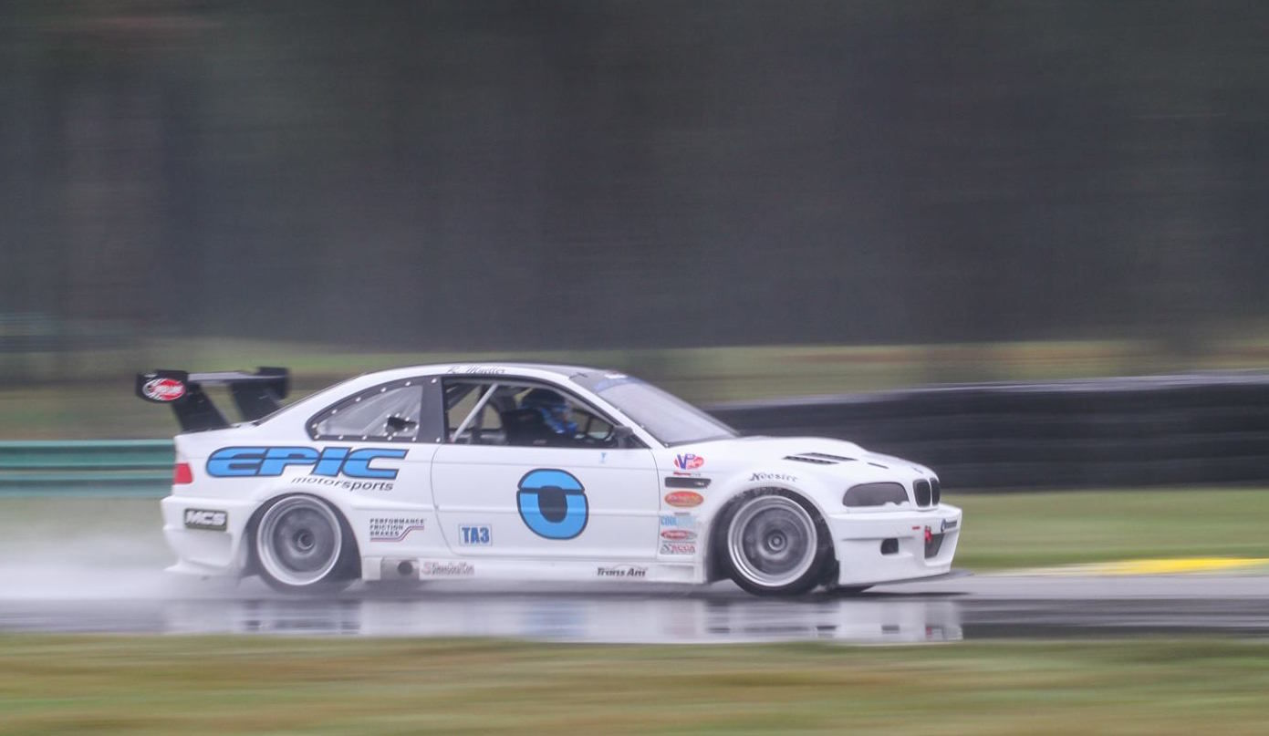BMW M3 | Trans Am Racing at VIR 2015