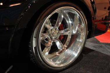 Colorado custom one-off wheels (24