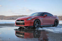 """Nissan GT-R on 20"""" Vorsteiner V-FF 103 Wheels - Vibe Motorsports"""