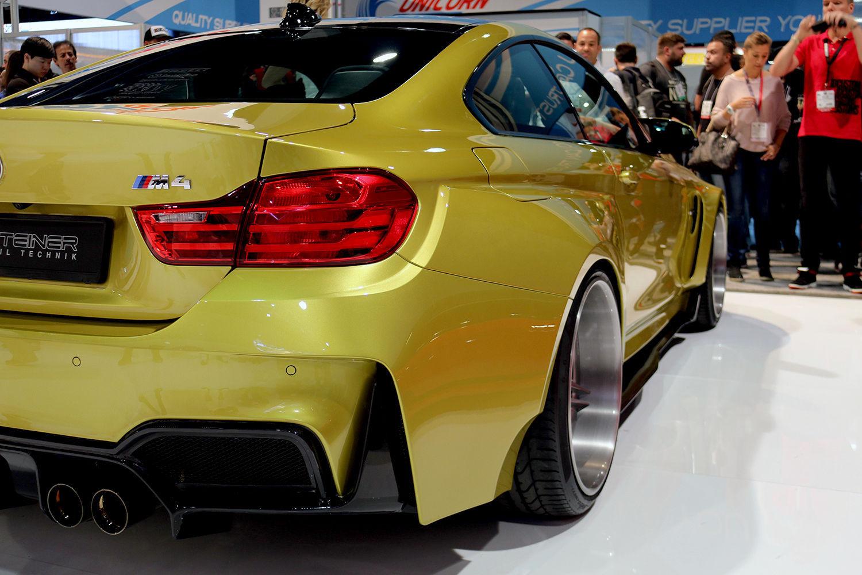 2015   | BMW M4  by Vorsteiner