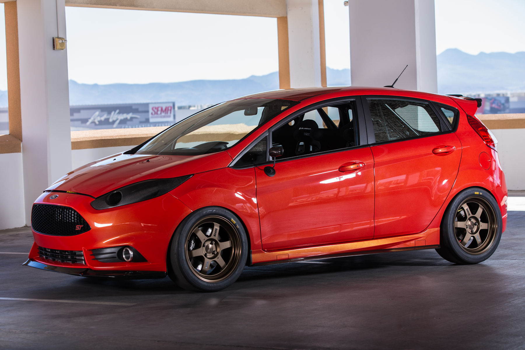 2015 ford fiesta st 2015 dsport magazine ford fiesta st side profile shot