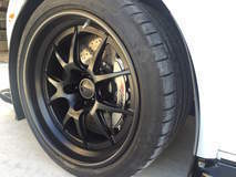 Jason Rhodes' Camaro Z/28 on Forgeline GA3R Wheels
