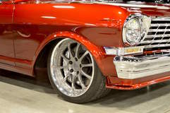 Wayne Eden's Chassis Crafters '64 Chevy Nova on Forgeline ZX3P Wheels