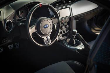 2015 Subaru BRZ | Subaru BRZ Interior