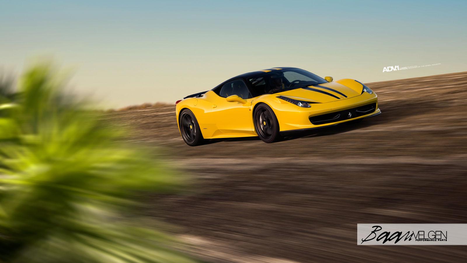 2015 Ferrari 458 Italia   ADV.1 Ferrari 458 Italia