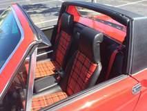 1974 Porsche 914 Interior