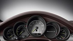 '14 Porsche Panamera Interior