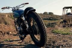 Curtis' Honda CB360