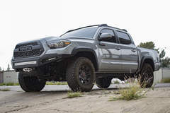 Toyota Tacoma Front Bumper