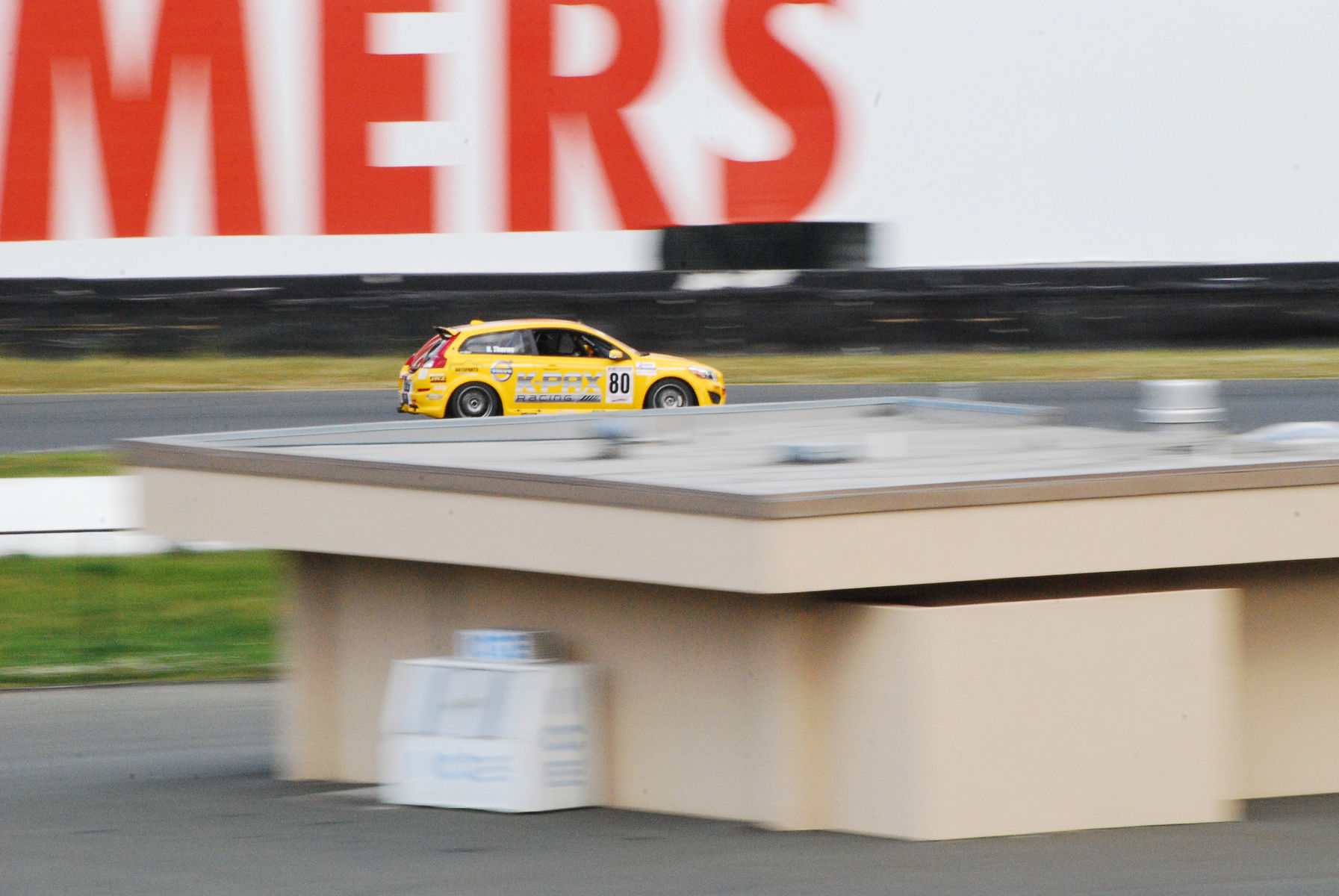 2012 Volvo C30   k-Pax racings 2012 C30
