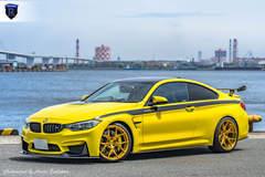 BMW M4 Pair - Lowered Stance