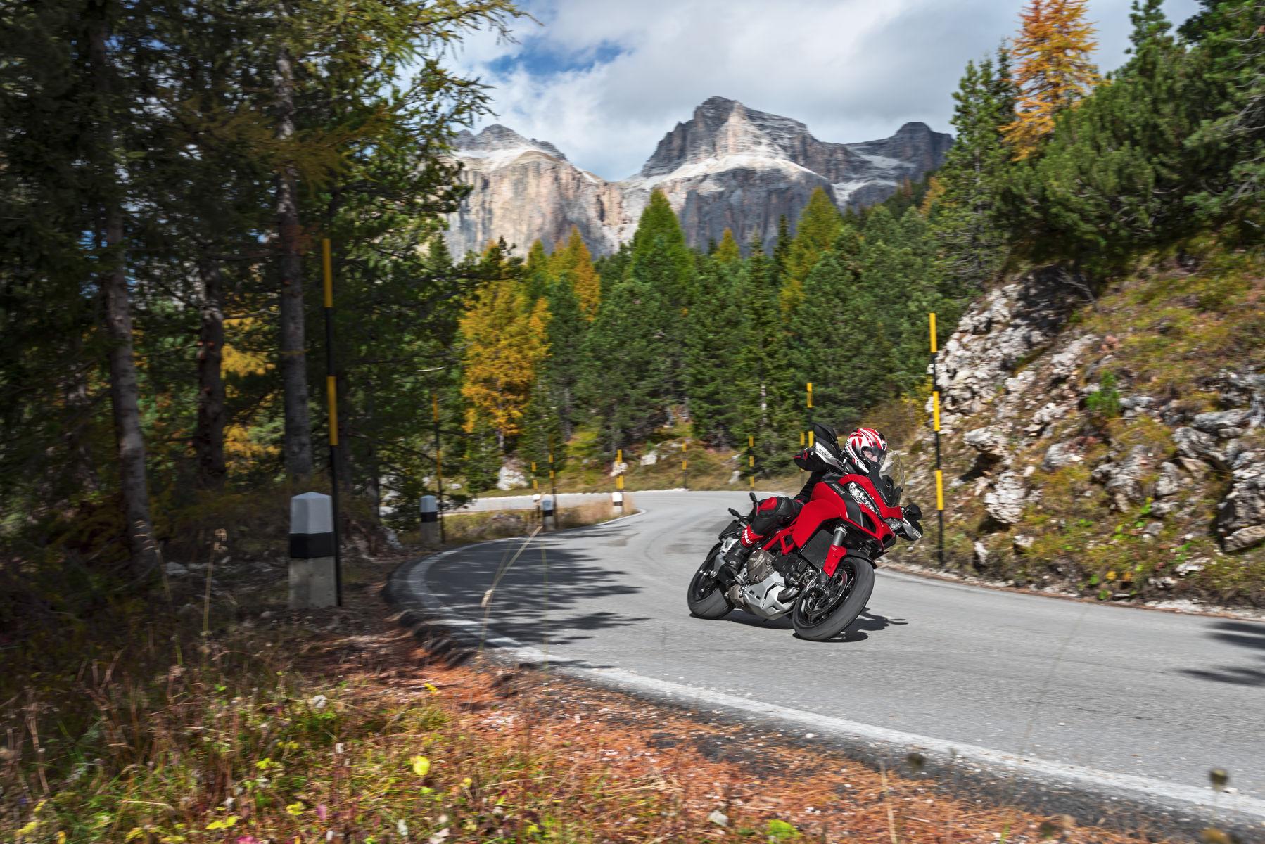 2015 Ducati Multistrada 1200 S | Multistrada 1200 S - Canyon