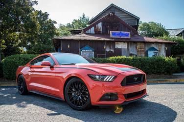 2015 Ford Mustang   Mustang Week 2016