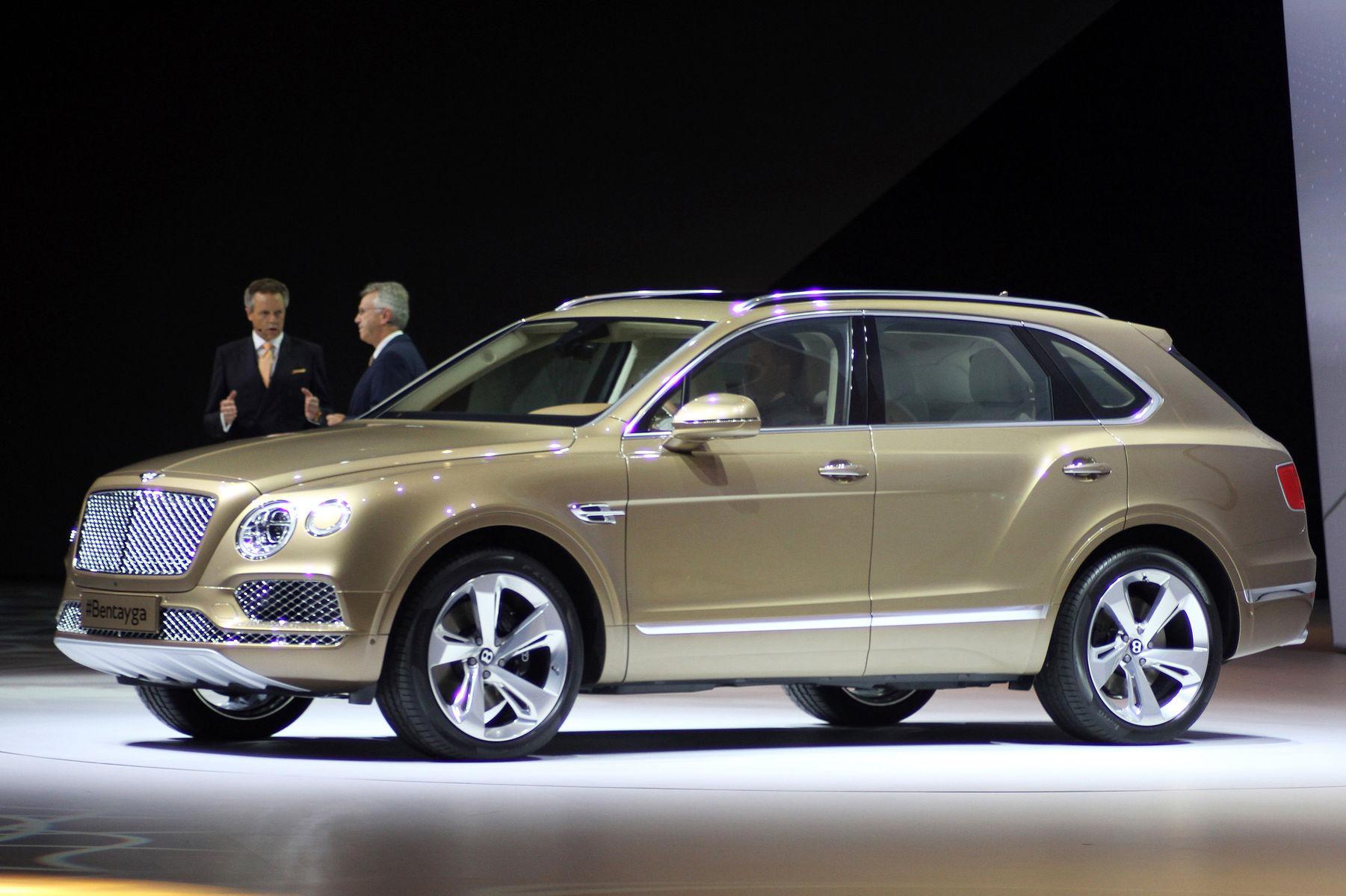 2016 Bentley  | 2016 Bentley Bentayga