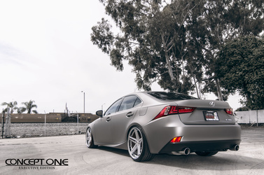 2014 Lexus IS 350 | '14 Lexus IS350 F Sport on Concept One CS55's