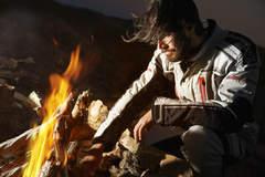 Campfire rider