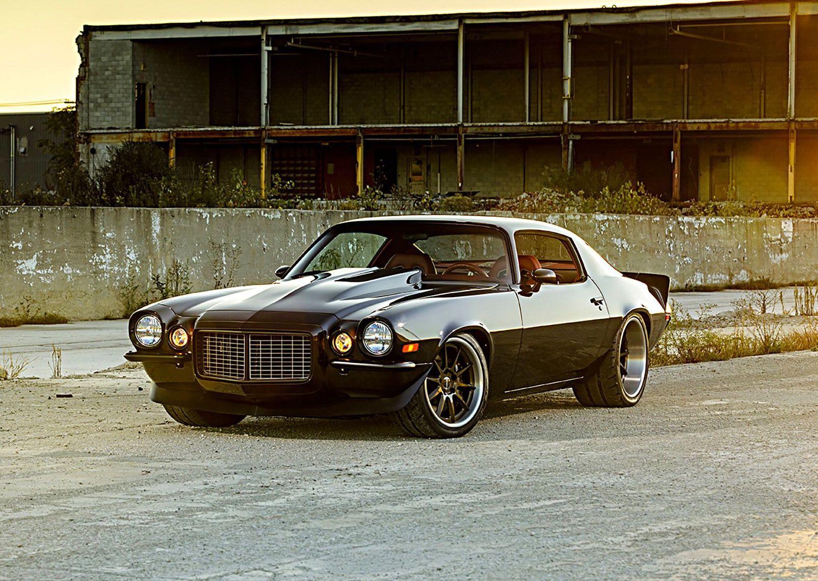 1970 Chevrolet Camaro | Don Hauser's Pro-Touring 1970 Camaro on Forgeline RB3C Wheels