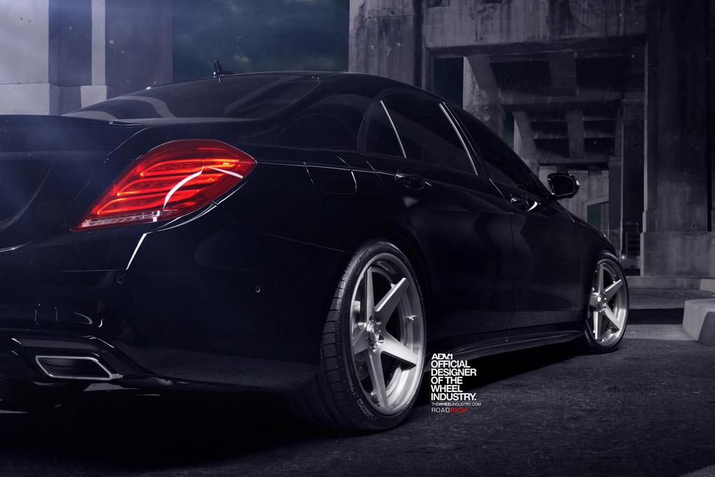 2012 Mercedes-Benz S-Class | '12 Mercedes-Benz S-Class on ADV.1's