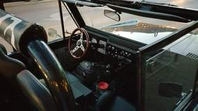 Bronco Interior