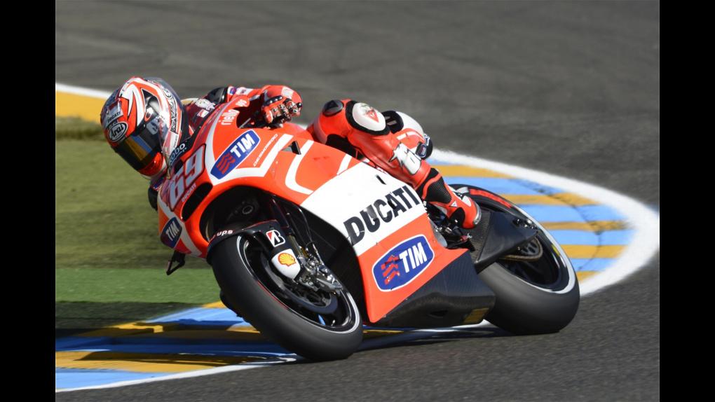2013 Ducati  | 2013 MotoGP - LeMans- Hayden