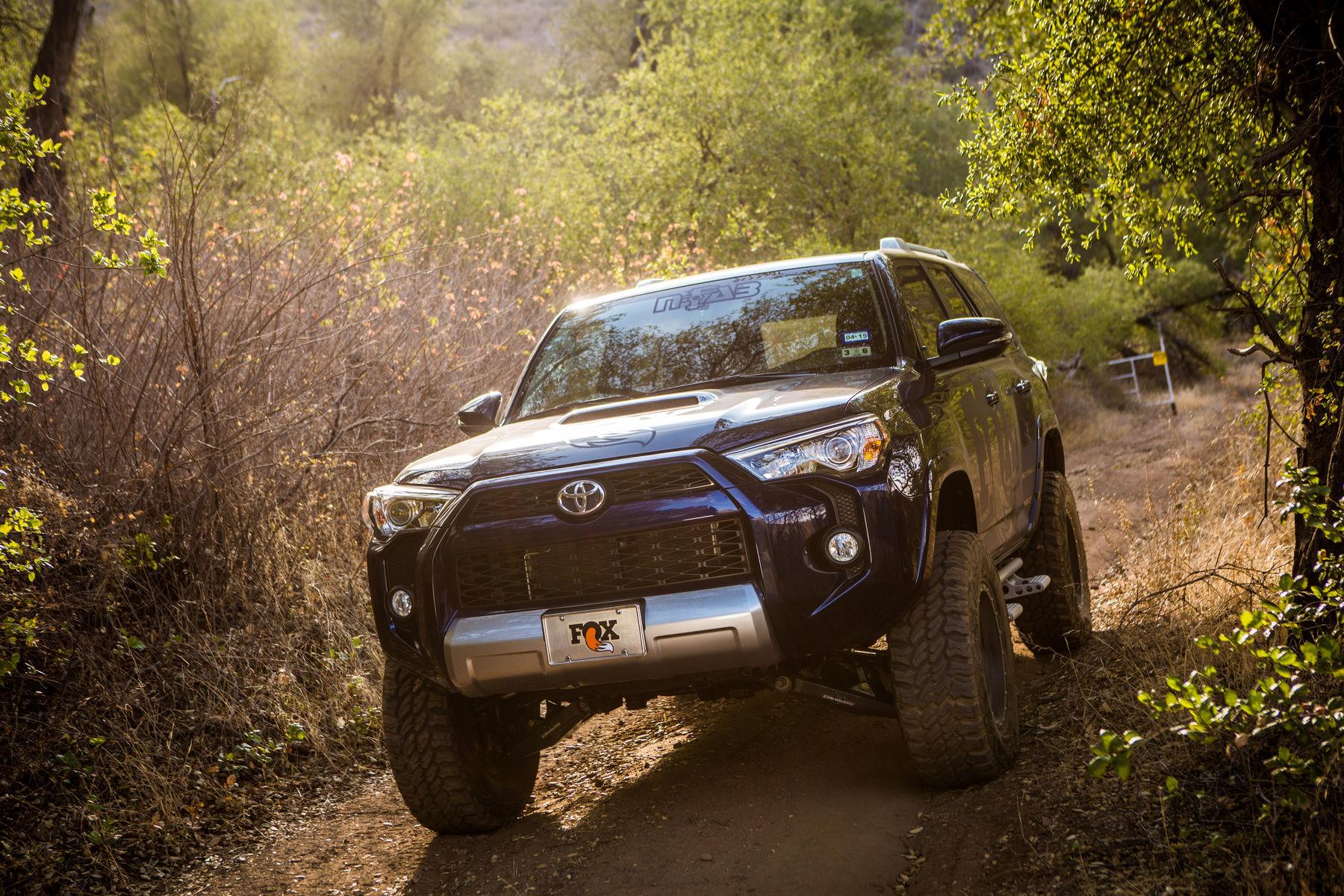2014 Toyota 4Runner   N-FAB 2014 Toyota 4-Runner Build