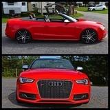 Audi S5 on Ruff R954's