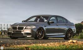 BMW M5 - Quantum44 S4