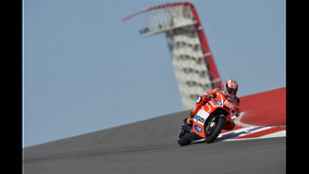 2013 MotoGP - Austin - Hayden