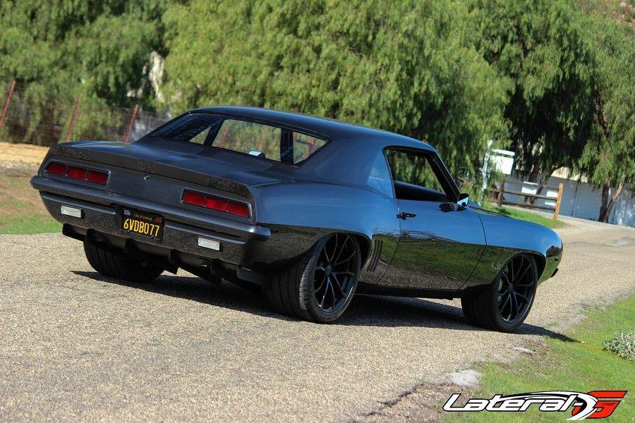 1969 Chevrolet Camaro   1969 Pro Touring Camaro