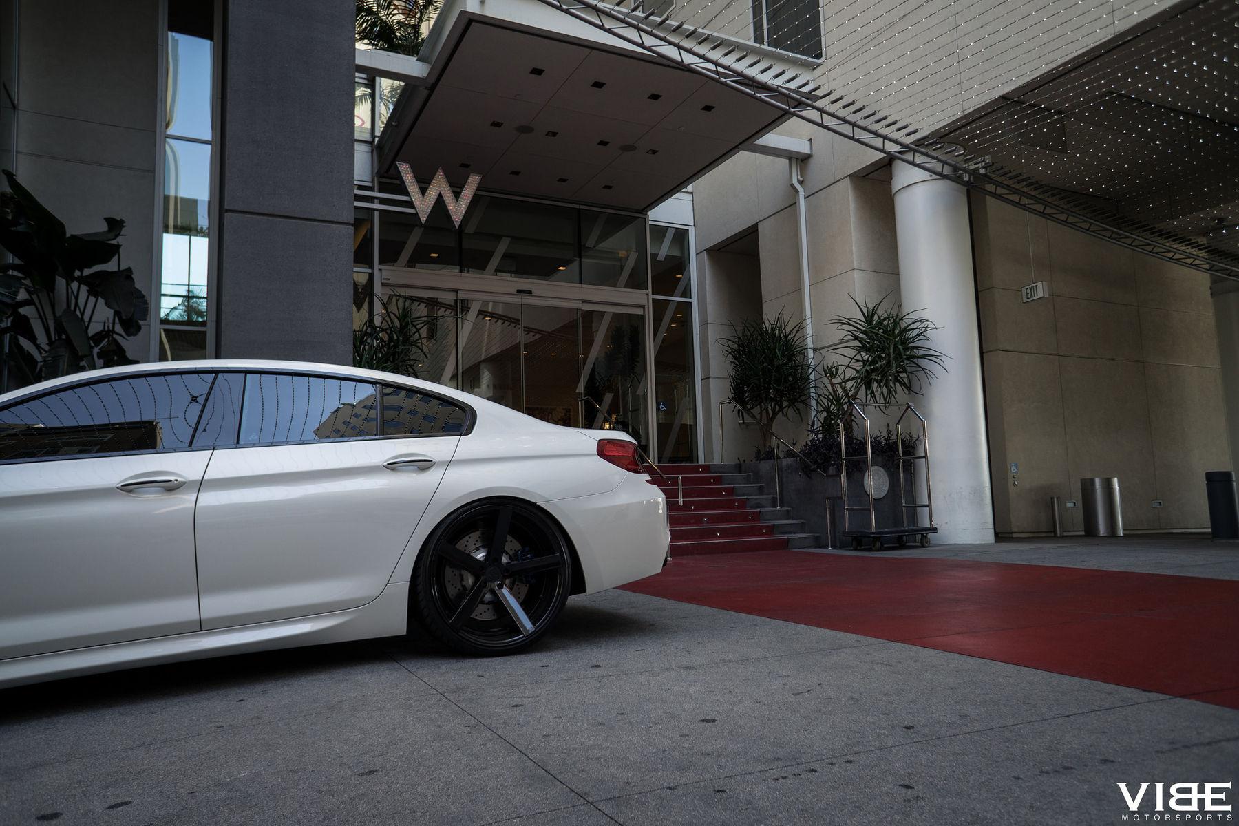 BMW M6 | BMW M6 on Rohana - Rear Left Wheel