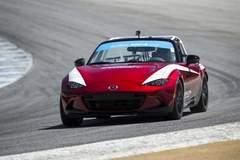 2016 Mazda Miata MX-5 Cup