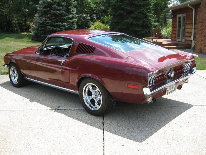 1968 Ford Mustang | 1968 Mustang FASTback