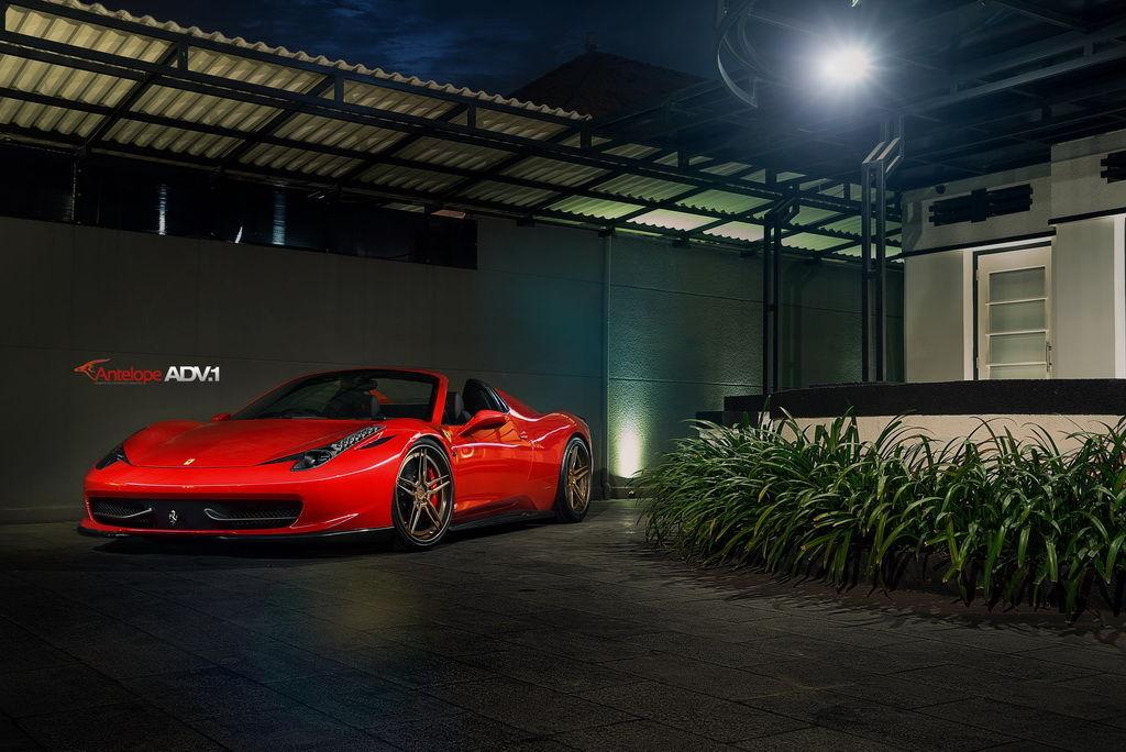 Ferrari 458 Italia | Ferrari 458 Spider