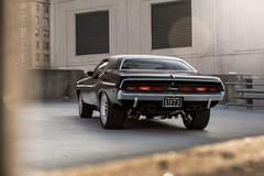 1971 Dodge Challenger - ADV.1 ADV05 Track Spec CS Series Polished Wheels