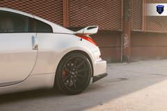 Custom 350Z - Rear Wheel