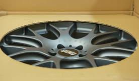 20x9 BBS CH-R Wheels in Titanium