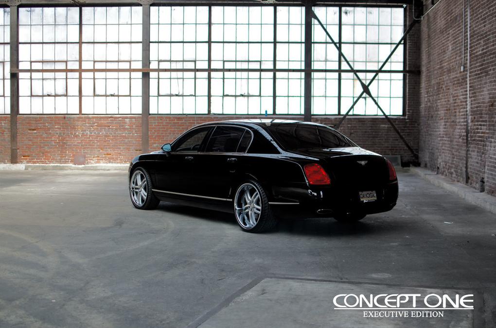 2012 Bentley Mulsanne | '12 Bentley Mulsanne on Concept One RS55's