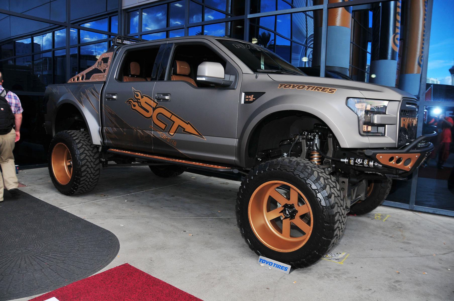 Ford  | American Force Wheels SEMA 2015