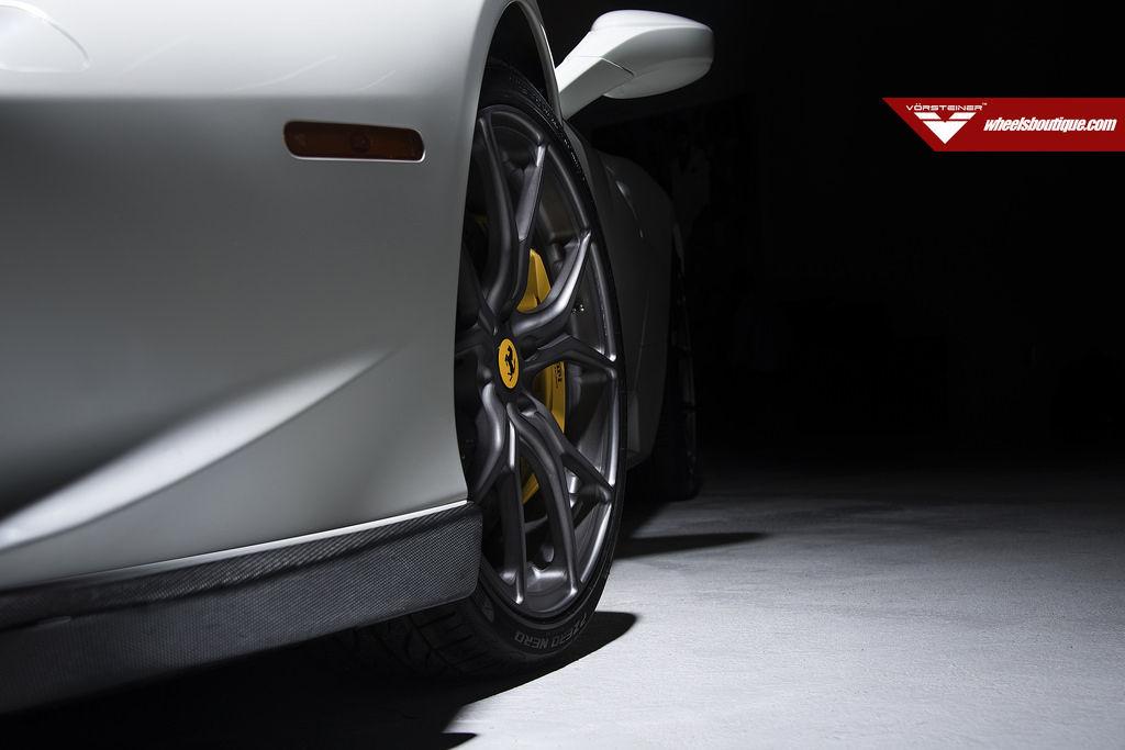 Ferrari 458 Italia   Ferrari 458 VRS on VSE-003