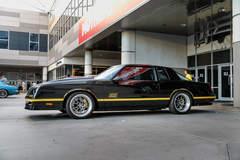 "Barrett-Jackson's ""Project Prestone"" 1987 Chevy Monte Carlo on Forgeline GA3 Wheels"