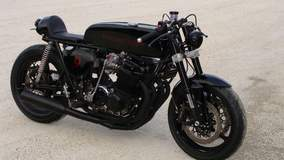 One Mean Cafe Racer