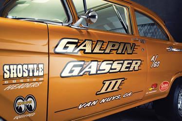 1957 Ford  | Galpin Gasser III Side